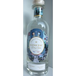 GINETIC gin -70cl